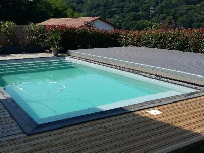 Construction et r novation piscine dans le bab nos for Construction piscine 64