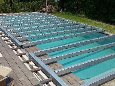 Construction D Une Piscine 8x3 5m A Ciboure 64 Terrasse